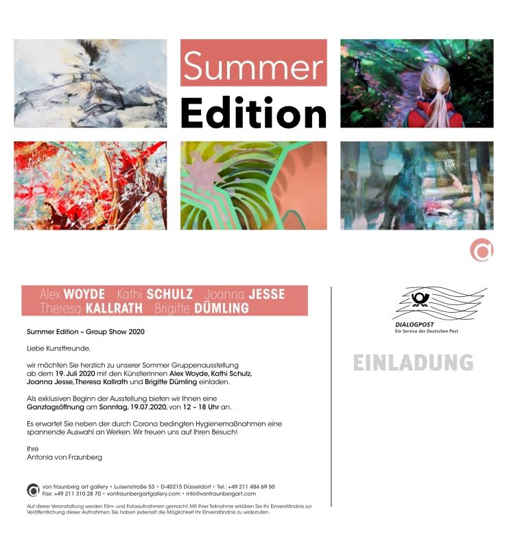 vonfraunbergartgallery-Summer Edition-Einladung Kopie
